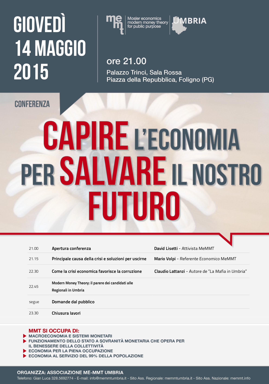 Locandina Evento Foligno 14 maggio 2015 DEF2