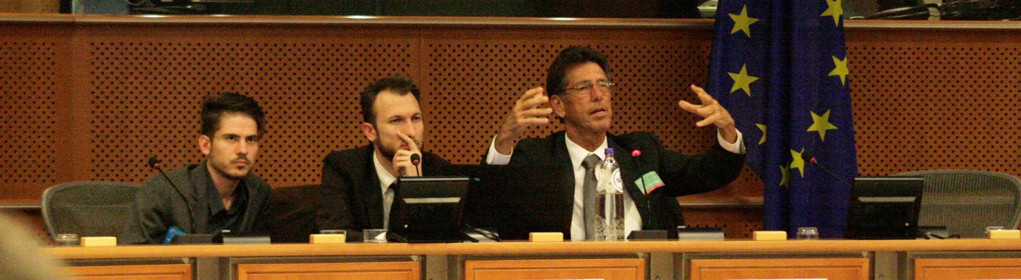 Intervista a Warren Mosler al Parlamento Europeo